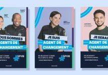 Le Service de police de la Ville de Montréal fait appel à Kabane pour la campagne «Agent de changement»