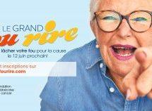 """Atypic signe l'événement """"Le Grand fou rire"""" pour la Fondation québécoise du cancer"""