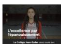 Camden donne un coup d'éclat aux portes ouvertes virtuelles du Collège Jean-Eudes