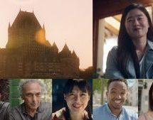 «Profitons de Québec pour eux» une campagne de l'Office du tourisme de Québec signée lg2