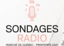 BEEZ Créativité Média présente les résultats du sondage radio Numéris pour le marché central de Québec