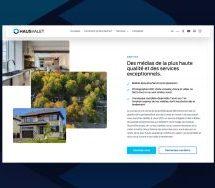 Kryzalid réalise le site web de Hausvalet