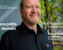 Canidé aide la Croix-Rouge canadienne à se réinventer en temps de pandémie