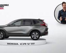 Une toute nouvelle campagne Honda signée Gendron