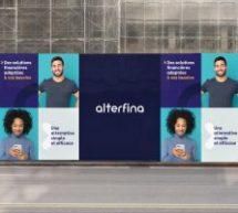 Nouvelle identité et plateforme Web pour Alterfina