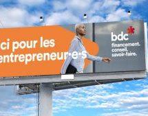 Ici pour les entrepreneur.e.s : la nouvelle campagne de BDC, élaborée et produite avec Cossette