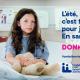 La Guérilla signe la nouvelle campagne de la Fondation CHU Sainte-Justine